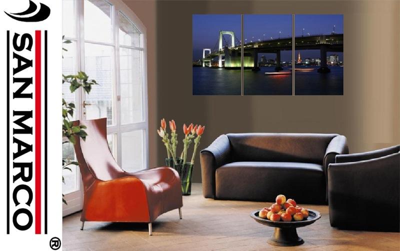 Quadro quadri design moderni da arredamento stampa digitale su tela ...