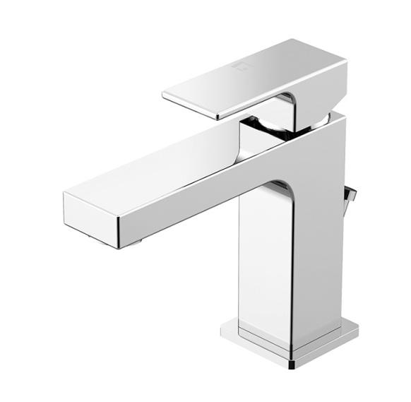 rubinetto bagno miscelatore gattoni kubik small lavabo bidet sifone