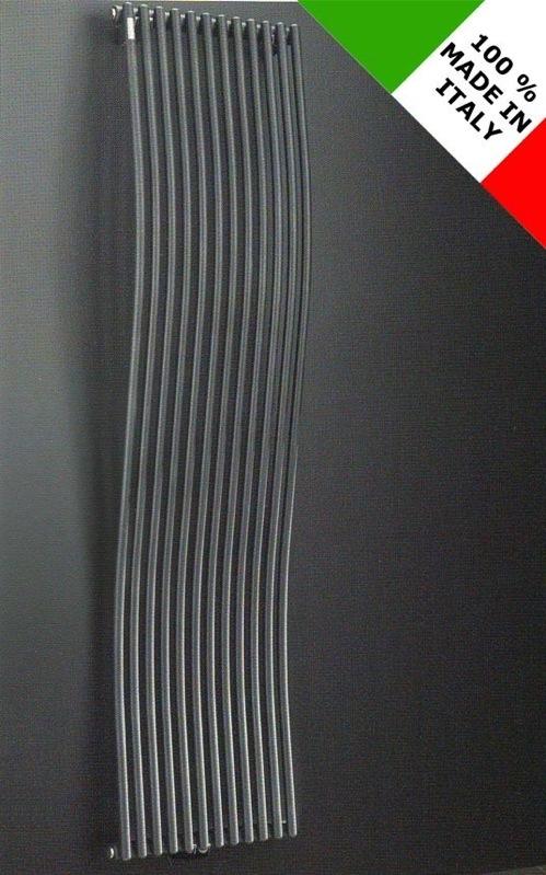 Termoarredo d\'arredo radiatore design bianco termosifone in acciaio ...