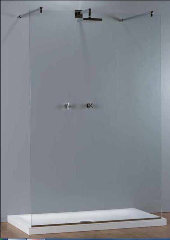 Box Doccia Parete: Box doccia in vetro icona separÈ parete megius ...