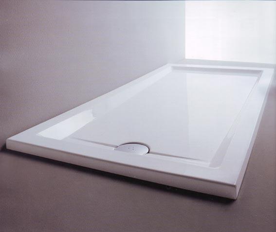 Piatto doccia x cabina box resina 70x140 rettangolare - Box doccia resina ...