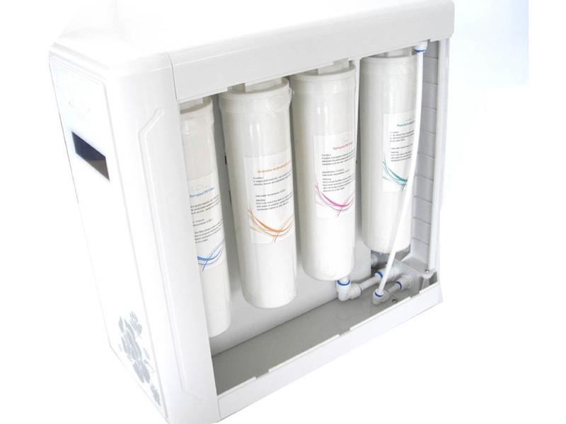 Depuratore acqua purificatore impianto ad osmosi inversa produzione diretta 1500  eBay