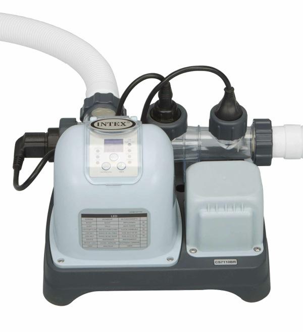 Generatore di cloro intex 28668 clorinatore produzione di for Cloro per piscine