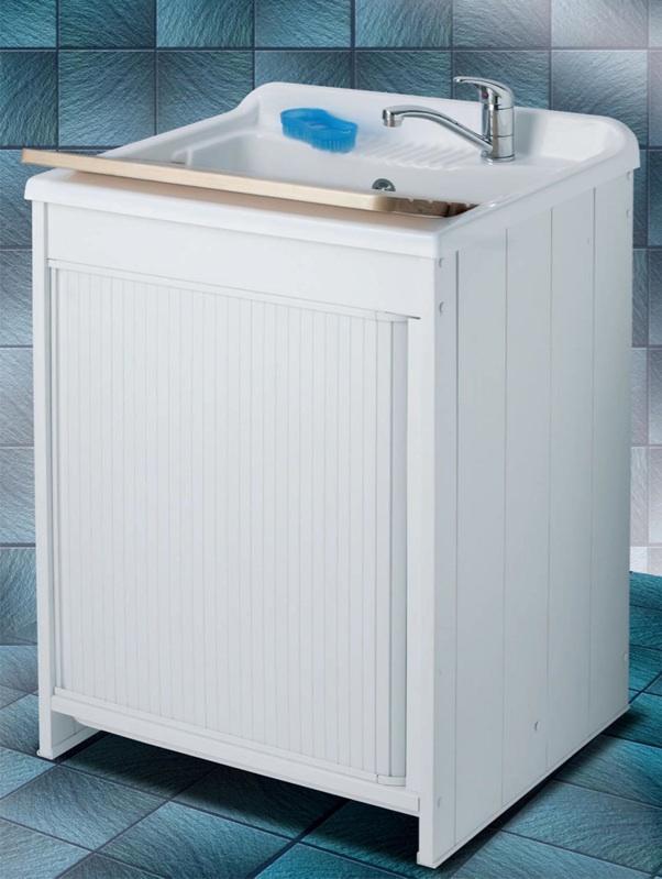 Mobile-lavatoio-lavapanni-pilozza-x-lavanderia-a-serranda-struttura-in ...