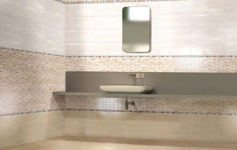 Piastrelle per rivestimento e pavimento ceramica da bagno 20x50 e 34x34 cm - Piastrelle seconda scelta ...
