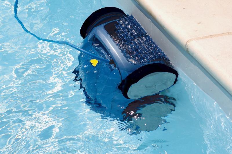 Robot pulisci fondo per pulizia piscina interrate o fuori terra VORTEX 3 Zodiac  eBay