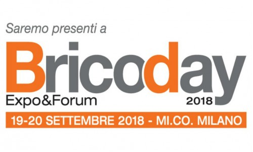 San Marco al Bricoday Expo&Forum 2018