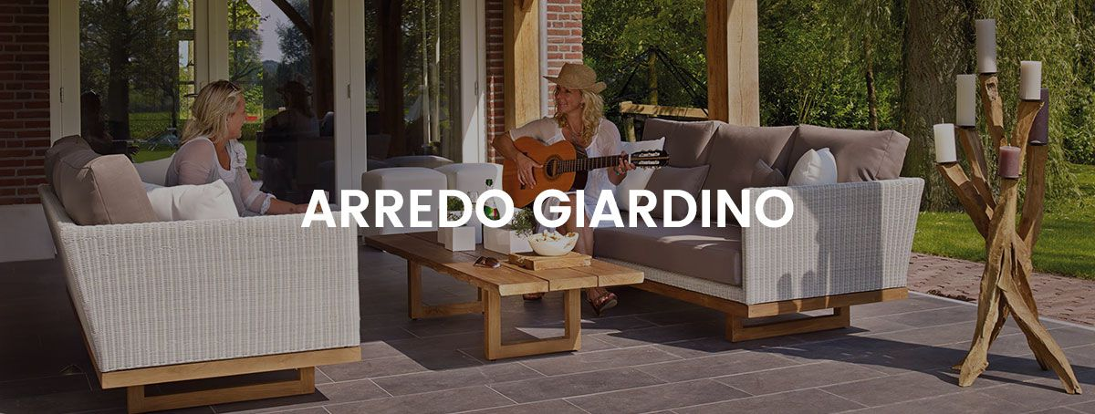 Vendita online arredo giardino san marco for Arredo giardino on line