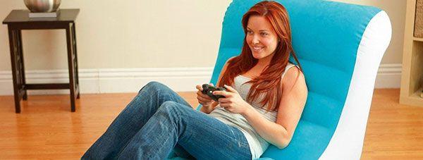 Materassi e divani gonfiabili