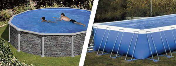 Vendita piscine fuori terra e interrate e accessori san marco - Filtri per piscine fuori terra ...