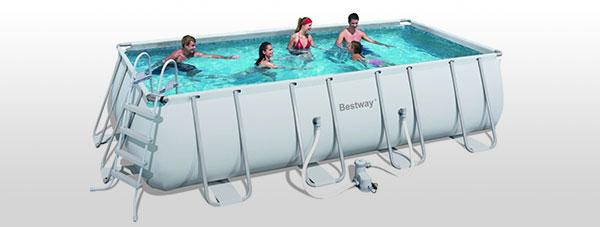 Piscine fuori terra intex gre bestway zodiac san marco - Misure piscina bestway ...