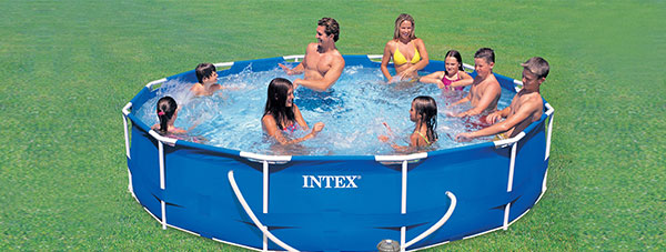 Piscine fuori terra intex gre bestway zodiac san marco for Prezzi piscine intex