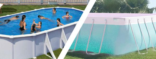 Piscine fuori terra intex gre bestway zodiac san marco for Comprare piscina
