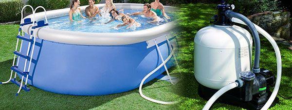 Filtri per piscine fuori terra e interrate san marco - Filtri a sabbia per piscine fuori terra ...