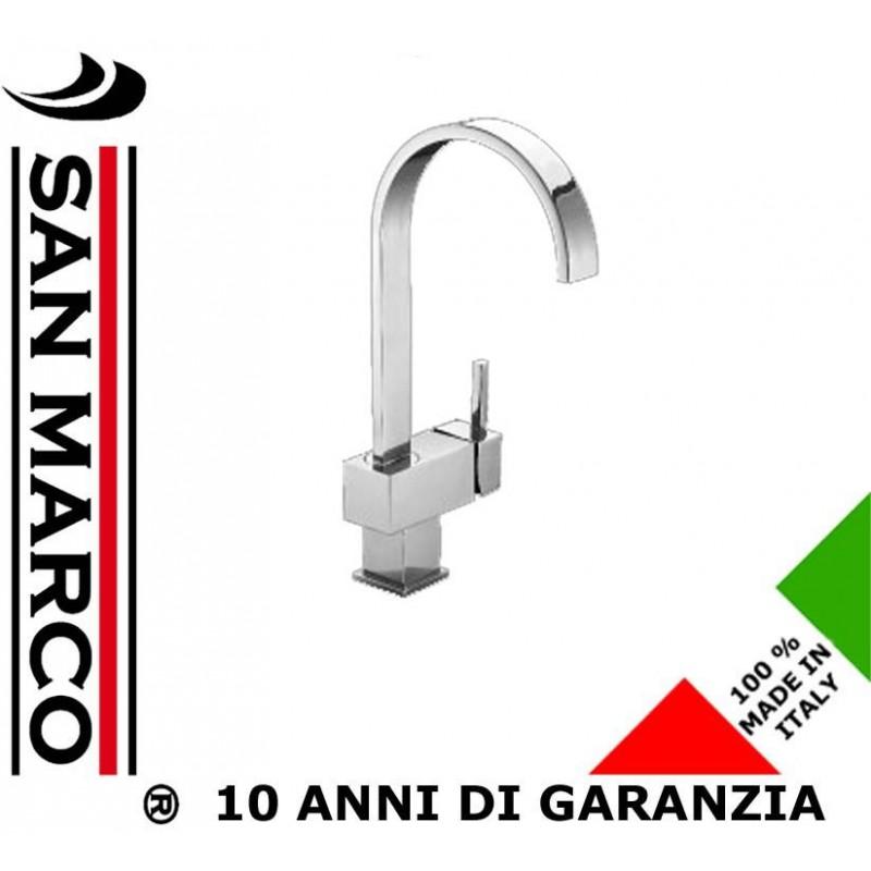Rubinetto per lavabo cucina 30191 effepi san marco - Lavabo cucina moderno ...