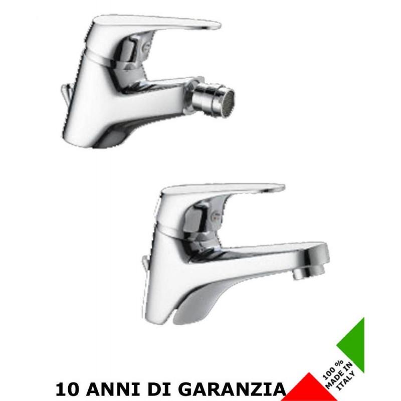 2 rubinetti per lavabo e bidet nova effepi san marco for Rubinetti per lavabo