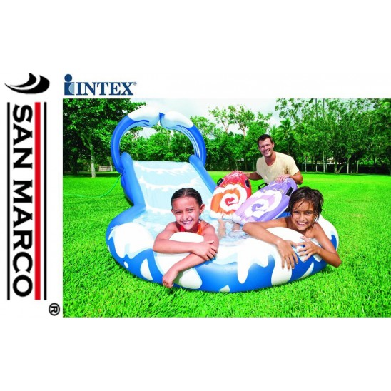Gioco gonfiabile Intex Surf Slide