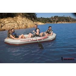 Canotto gonfiabile Intex Mariner per 4 persone