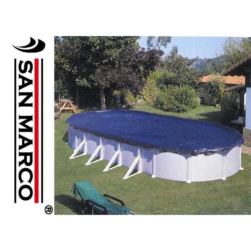 telo gre copertura invernale piscine 500x300 cm san marco
