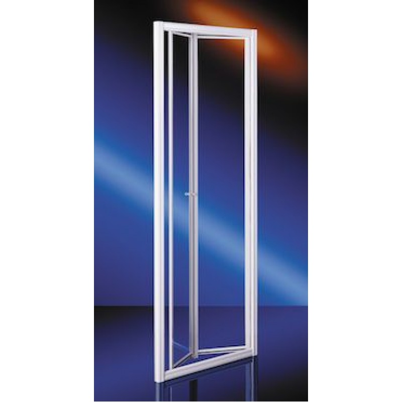Porta per cabina doccia apertura a libro ferbox san marco - Box doccia libro ...