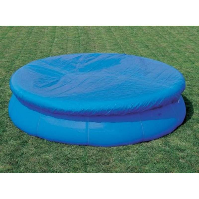 Telo di copertura per piscine rotonde 244 cm san marco - Teli per piscine fuori terra ...