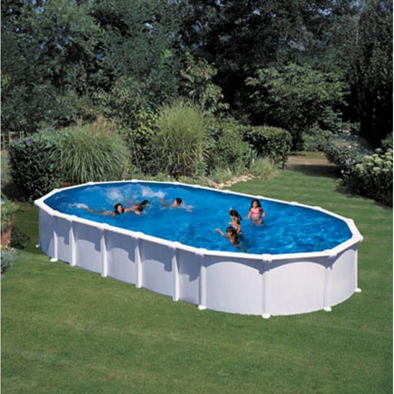 piscina fuori terra e interrabile gre haiti 1000x550x132