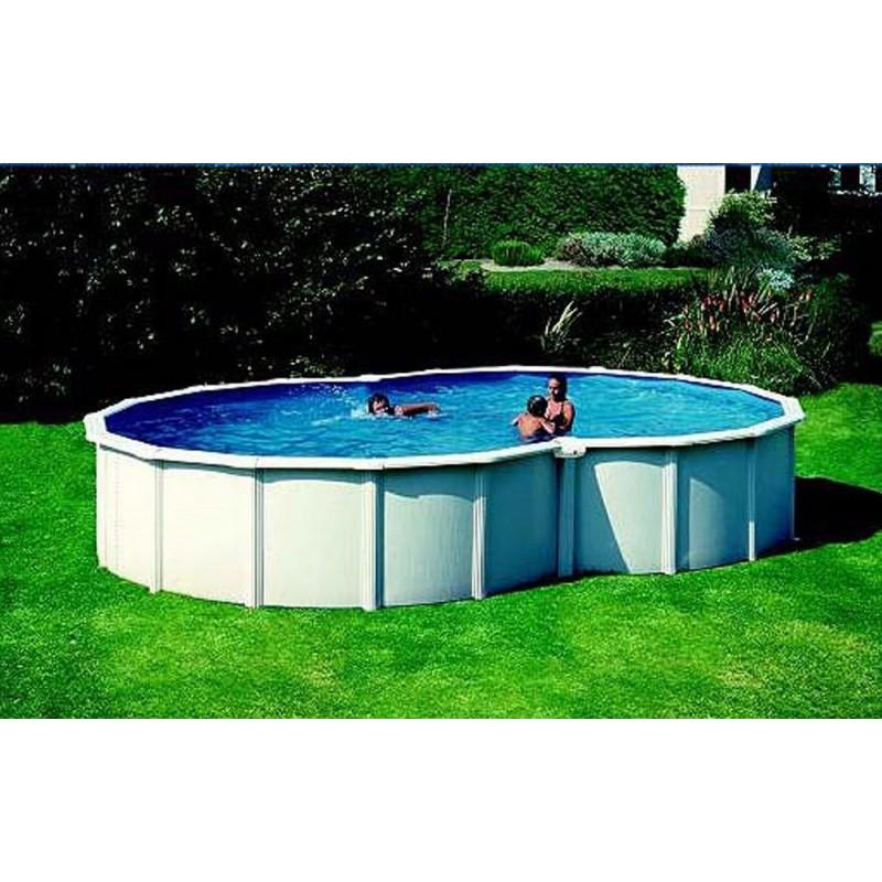Piscina fuori terra gre varadero 640x390x120 cm san marco for Piscine varadero