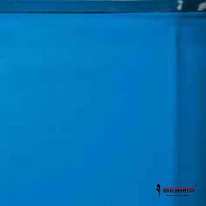 liner piscina gre ovale azzurro 610x375x120 cm san marco