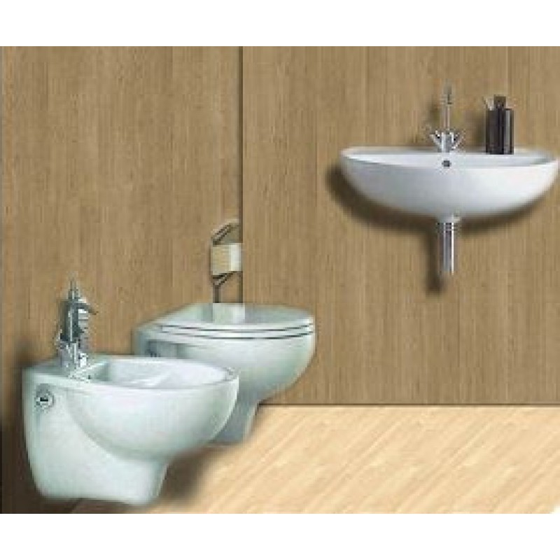 Sanitari sospesi lavabo pozzi ginori colibr san marco - Sanitari bagno pozzi ginori ...