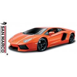 Auto radiocomandata Lamborghini Aventador / Porsche 911 GT3