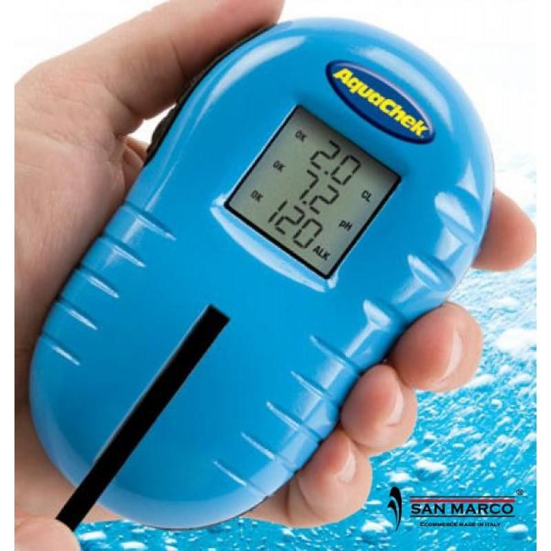 Pool tester gre per acqua piscine aquacheck san marco - Piscine san marco ...