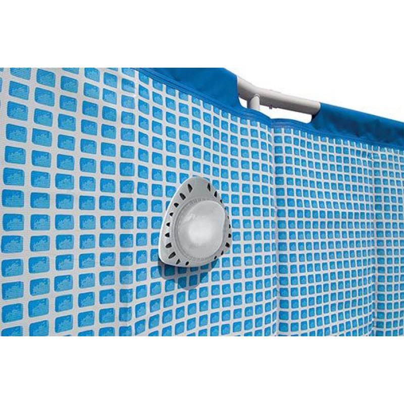 Luce a led per piscine intex magnetica san marco - Piscine san marco ...