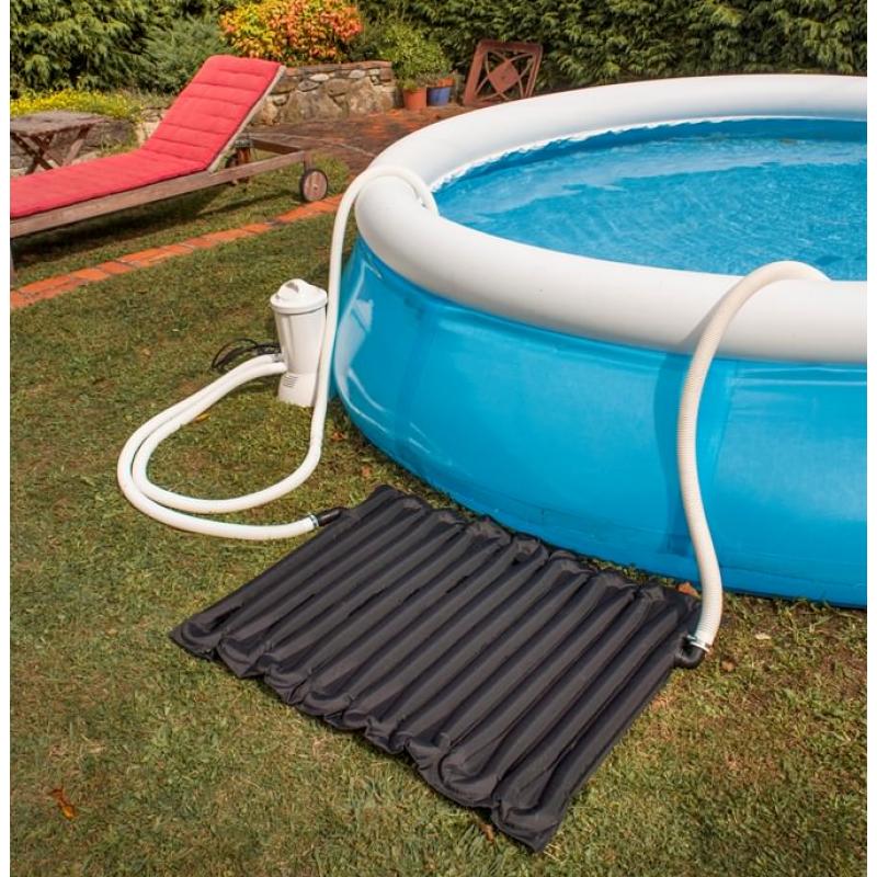Riscaldatore solare gre per piscine fuori terra e - Piscine fuori terra autoportanti ...