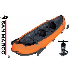 Kayak gonfiabile Bestway Hydro force Ventura 330x94 cm