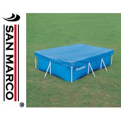 Telo di copertura per piscine frame Bestway da 300x201 cm