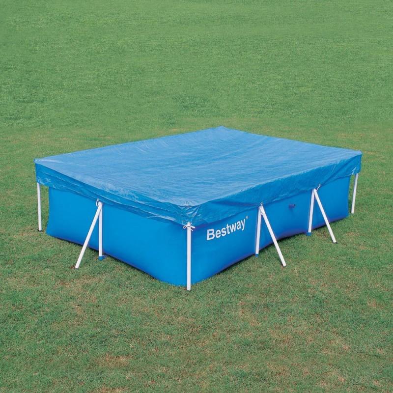 Telo di copertura per piscine frame bestway da 300x201 cm - Misure piscina bestway ...
