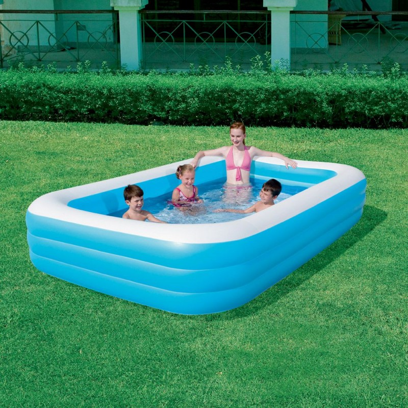 piscina gonfiabile per bambini bestway deluxe san marco. Black Bedroom Furniture Sets. Home Design Ideas