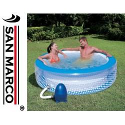 Piscina Bestway Relax'n bubble con idromassaggio