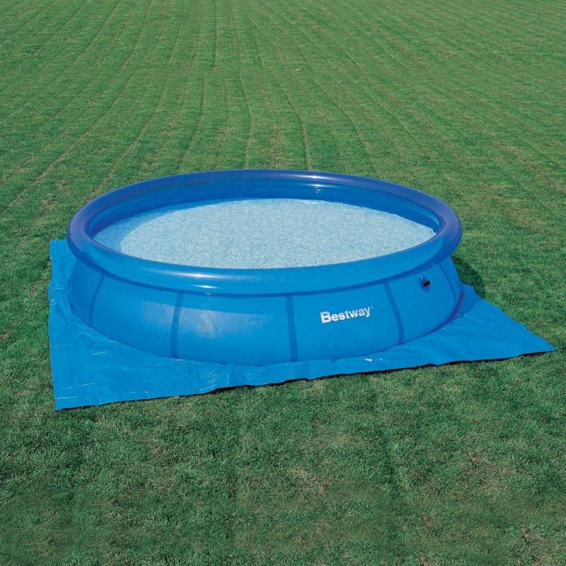 tappeto sotto piscina fuori terra fino a 366 cm san marco