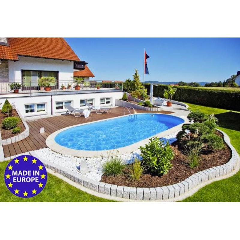 Piscina zodiac rilax 1030x500x150 cm san marco - Prezzo piscina vetroresina ...