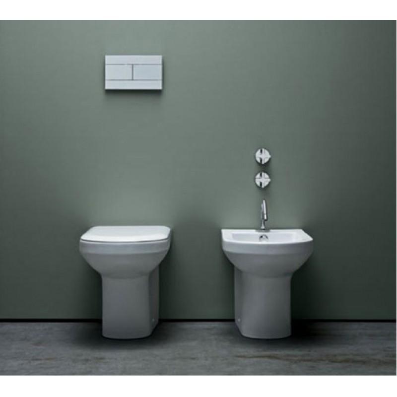 Sanitari bagno da appoggio azzurra serie thin san marco - Sanitari da bagno ...