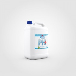 Ph- liquido per piscine, 5 lt