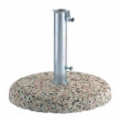 Base per ombrelloni da giardino, 28 kg