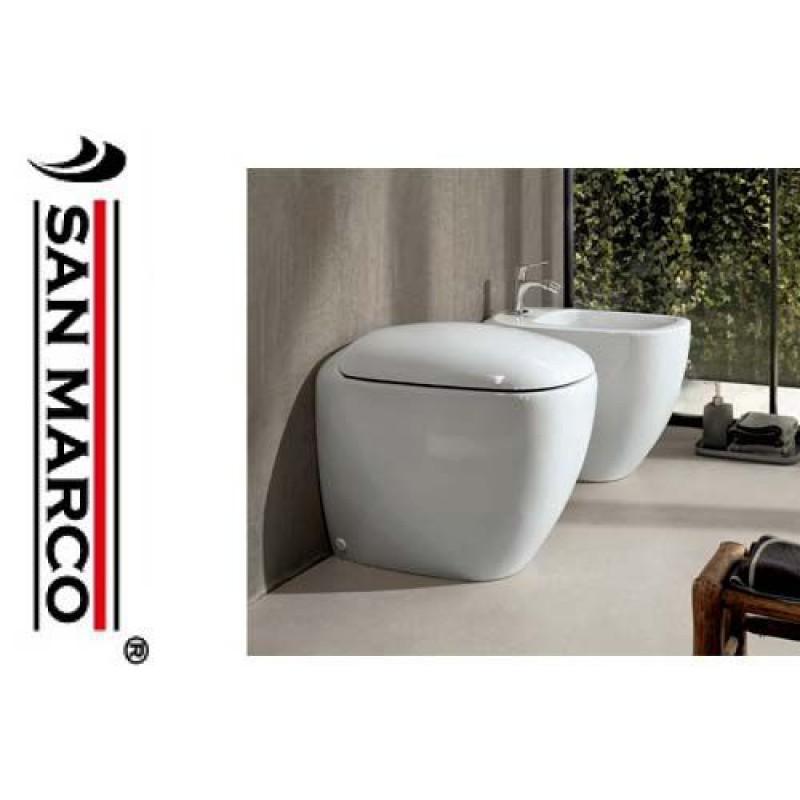 Sanitari bagno da appoggio serie citterio rimfree san marco for Sanitari da bagno
