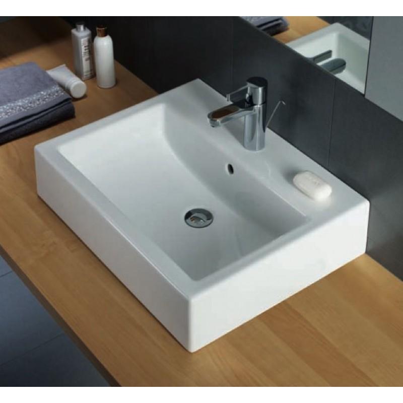 Lavabo bagno pozzi ginori closer 60 cm san marco - Lavabo angolare bagno ...