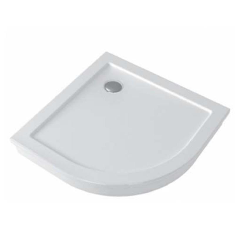 Piatto doccia semicircolare pozzi ginori ground 90x90 cm - Piletta piatto doccia ...