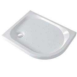 Piatto doccia asimmetrico Pozzi Ginori Seventy 70x90 cm dx