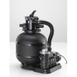 Pompa filtro a sabbia per piscina Fasatech da 6 m3