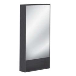 Specchio bagno contenitore Pozzi Ginori 90 bianco lucido