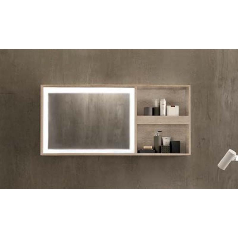 Specchio Bagno Pozzi Ginori 60x135 Cm Citterio Fum San